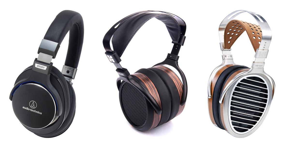 casque AudioTechnica et HIFIMAN