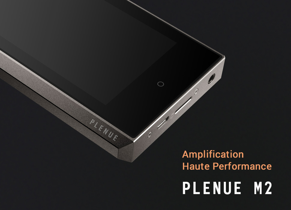 Plenue M2 HD